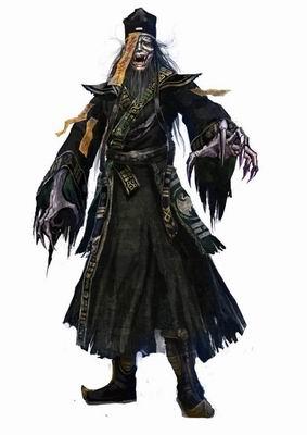 僵尸王——石林会分身的boss图片