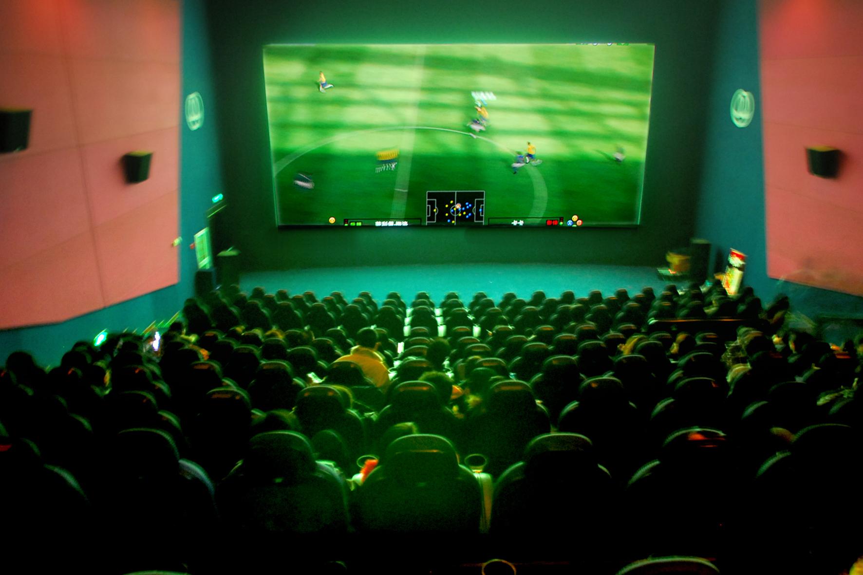 2010年2月6日,海泰国际多《实况足球》决赛大赛在天津万达电影影城适合小学生看的可乐或动画图片