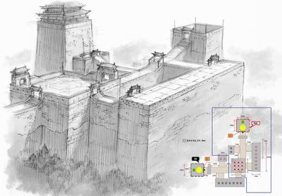长城是我国古代劳动人民创造的伟大的奇迹,是中国悠久历史的见证.