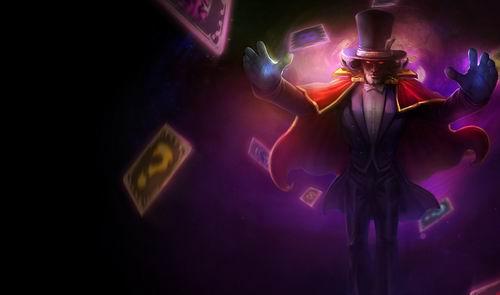 有一个关于英雄联盟的卡牌类手游叫什么来着