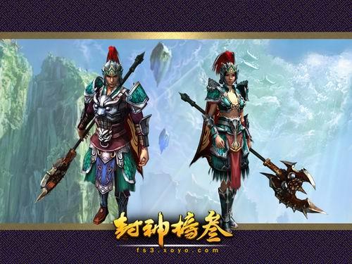 中国神话战争网游《封神榜3》全新开放性测试即将于11月12日震撼开启.