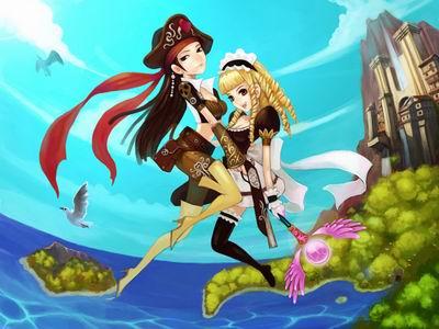 摩力游推出新海盗王 测试仅限美眉玩家